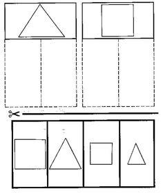 Actividades para niños preescolar, primaria e inicial. Fichas con manualidades para imprimir para niños de preescolar y primaria. Manualidades. 16