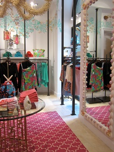 The Breakers - New Lilly Pulitzer store