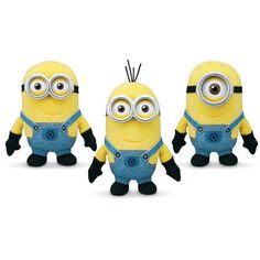 Dispicable Me 2 Minions