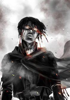 Best Attack On Titan - Anime, Cartoon Anime Sasuke, Manga Anime, Comic Manga, Art Anime, Fanarts Anime, Otaku Anime, Levi Fanart, Attack On Titan Fanart, Attack On Titan Levi