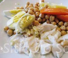 Receita Bacalhau cozido por psychic - Categoria da receita Pratos principais Peixe
