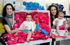 Ilana Grostern & Amy Appleton Co-Owners of @AppleCheeks Diapers :) : http://www.naturebumz.com/brands/applecheeks.html