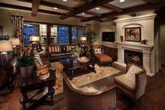 Exquisite mediterranean style luxury homes in Colorado