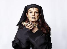 Мишель Лами — ведьма, за которой гоняется VOGUE