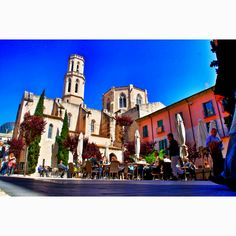 Figueres, Spain, the town where Dali was born