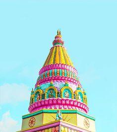 @nikhilsekar captures the most vibrant #candyminimal architecture