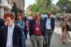 VIDEO Il regista pontino Gianfranco Pannone a Venezia racconta l'esercito del Papa