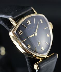 1959 Hamilton Thor Vintage Men's Watch. from vintagewatches on Ruby Lane