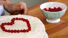 Rikes Backschule: Torte mit Frischkäsecreme - BRIGITTE