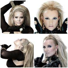 """E que tal a Geisy Arruda de Britney Spears em """"Scream and Shout""""?"""
