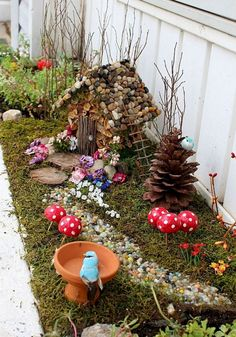 Stunning Rock Garden Landscaping Design Ideas (12)