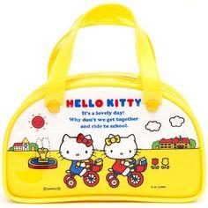 cute yellow mini Hello Kitty handbag Boston Bag - Purses-Handbags - Bags -  Accessories a0f97d56db0ae