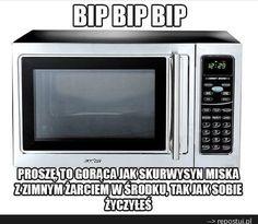 Polish Memes, Bip Bip, Funny Mems, Wtf Funny, Haha, Jokes, Humor, Kawaii, Beautiful