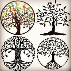 Tree Of Life Tattoo Designs Meaning . Tree Of Life Tattoo Designs Meaning . Nature Tattoos, Body Art Tattoos, New Tattoos, Small Tattoos, Tatoos, Tattoo Art, Inspiration Tattoos, Tattoo Ideas, Tattoo Life