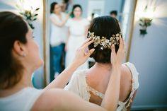Inspiración con las novias de Beba's Closet y tocados Le Touquet