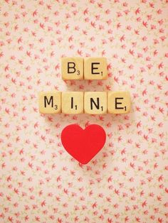 Be Mine Fine Art Photography Valentines Day door happeemonkee