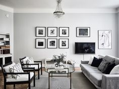 A bit of Scandinavian elegance for today… entrance The post Elegant Scandinavian apartment with dreamy details appeared first on Daily Dream Decor. Decor, House Design, Living Room Furniture Sofas, Living Room Scandinavian, Interior, Chic Living Room, Affordable Interiors, Apartment Design, Dream Decor