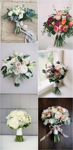 2018 trending wedding bouquets #weddingflowers #weddingbouquets #weddingideas