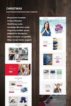 Template   Bike Store Responsive Newsletter Template