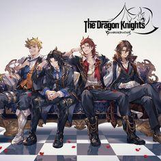 캐럿[디페/J21b](@zltpdibb)さん | Twitter Character Concept, Character Art, Character Design, Anime Guys, Manga Anime, Anime Art, Granblue Fantasy Characters, Seven Knight, Anime Boy Zeichnung