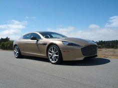 Outrageous Aston Martin Rapide S!