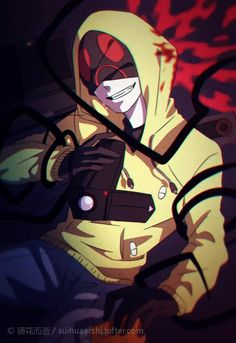 He's so cool owo Jeff The Killer, Familia Creepy Pasta, Creepy Pasta Family, Creepypasta Masky, Creepypasta Videos, Creepypasta Wallpaper, Ben Drowned, Creepy Art, Adventure Time Anime