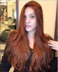 Das Schöne an 💁✨ (Yamah + . Ginger Hair Color, Hair Color Dark, Dark Hair, Brown Hair, Red Hair Woman, Red Hair Don't Care, Long Red Hair, Auburn Hair, Grunge Hair