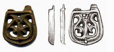 Övveret (Ibrány - Esbó-halom, 193. sír) - Hagyomány és múltidéző