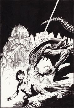 Aliens: Apocalypse - The Destroying Angels 3  Mark Schultz, 1998