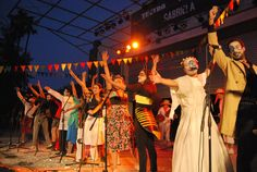 Festival de Murgas 2012 - Teatro Municipal Gabriela Mistral
