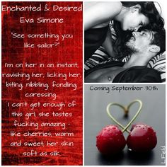 Lynelle Clark Aspired Writer: Blog Tour: Enchanted and Desired by Eva Simone. Sometimes love just isn't enough…
