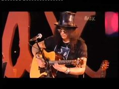 Sweet Child O' Mine - Rare Acoustic - Slash & Myles Kennedy - Live Max S...