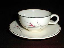 Salem China Pink SERENADE/SIMPLICITY Cup Saucer