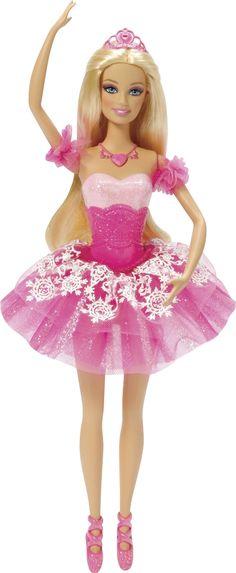 2014 Barbie Sugarplum Princess - Carlton Ornament - Avail SEPT