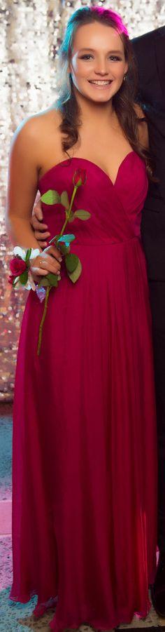 Sacred Heart Ball 2015. Gorgeous sweetheart neckline! www.whitedoor.co.nz