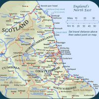 Map Of North England Uk.226 Best North East England Maps Images In 2018 England Map North