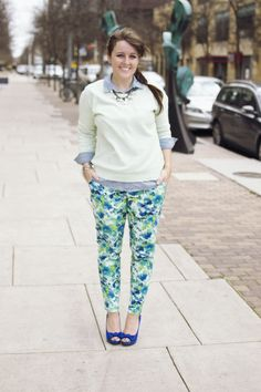 aj wears clothes :: little rock arkansas style blogger #flowershop