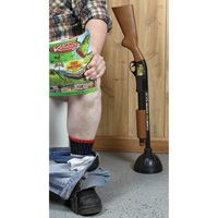 Redneck Plunger — If You're Down in the Dumps
