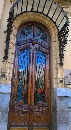 Door in Buenos Aires