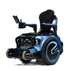 SCEWO – Stair Climbing Wheelchair