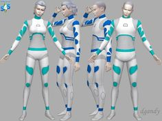 You know there has to be Androids in the future. They look so human, it's hard to know for sure. Found in TSR Category 'Sims 4 Sets' The Sims 4 Pc, Sims Cc, Sims 4 Characters, Sims Ideas, Ts4 Cc, Sims 4 Mods, Drawing Techniques, Wetsuit, Sci Fi