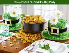 St. Patrick's Day decorating ideas (scheduled via http://www.tailwindapp.com?utm_source=pinterest&utm_medium=twpin&utm_content=post1089943&utm_campaign=scheduler_attribution)