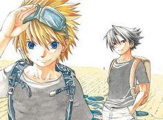 Naruto fanart | sasuke et naruto - Fan art Naruto