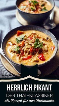 tom kha gai vegetarische variante tolle schnelle rezepte ern hrung pinterest cuisine. Black Bedroom Furniture Sets. Home Design Ideas