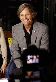 Viggo Mortensen, The Hollywood Reporter TIFF Video Lounge Presented By Canon - Day 3 - 2012 Toronto International Film Festival