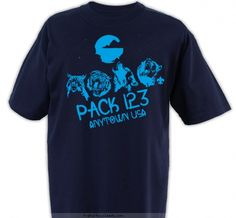 Pack+Mascots+and+Moon+-+Cub+Scout™+Pack+Design+SP3781
