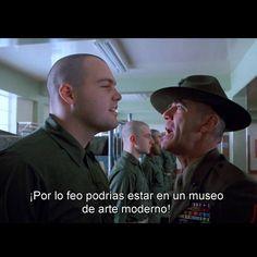 Full Metal Jacket / Kubrick / 87'
