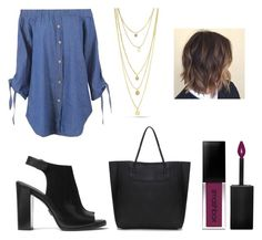 """""""🔥"""" by mxvdx on Polyvore featuring mode, Michael Kors en Smashbox"""