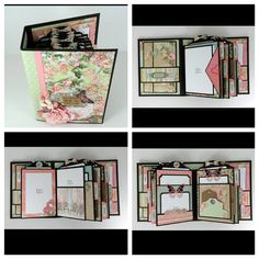 Build A Page Remix created by crafter Patti Katai.