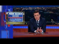 Trump Goes Full Lunchroom Bully On Kasich - YouTube